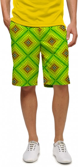 Dot Matrix Men's Short MTO