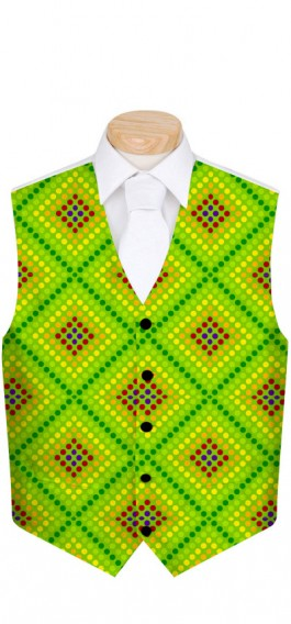 Dot Matrix Men's Vest MTO
