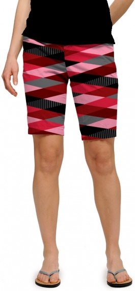 Fore Shades of Red Women's Bermuda Short