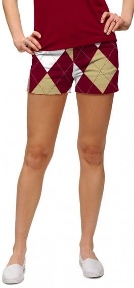 Merlot & Chardonnay Women's Mini Short MTO
