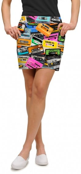 Party Mix Women's Skort/Skirt MTO