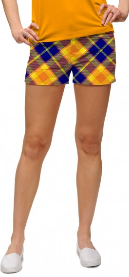 Peanut Butter & Jelly Women's Mini Short MTO