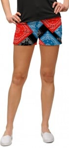 Bandanas Women's Mini Short MTO
