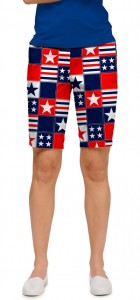 Betsy Ross StretchTech Women's Bermuda Short MTO