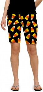 Candy Corn Women's Bermuda Short MTO
