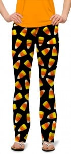 Candy Corn Women's Capri/Pant MTO