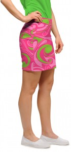 Cotton Candy Women's Skort/Skirt MTO