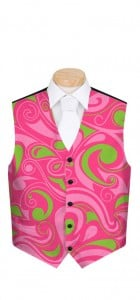 Cotton Candy Men's Vest MTO