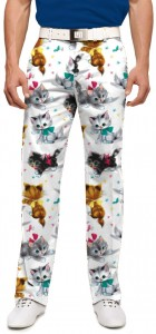 Cute Little Pussy Cats Men's Pant MTO