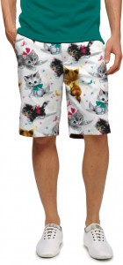 Cute Little Pussy Cats Men's Short MTO
