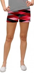 Fore Shades of Red Women's Mini Short MTO