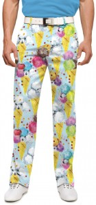 French Poodle Sundae StretchTech Men's Pant MTO