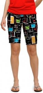 Happy Hour StretchTech Women's Bermuda Short
