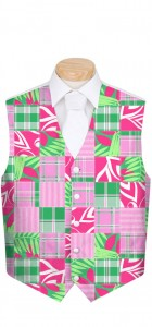 Mint Julep Men's Vest MTO