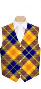 Peanut Butter & Jelly Men's Vest MTO