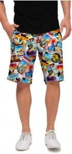 Postcards from the Wedge Men's Short MTO