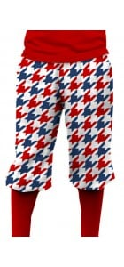 Red & Blue Tooth Knickerbockers MTO