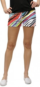 Return To The Jungle Women's Mini Short MTO