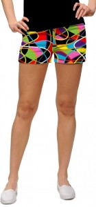 Scribblz Redux Women's Mini Short MTO