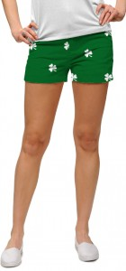 Shamrocks Women's Mini Short