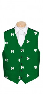 Shamrocks Men's Vest MTO