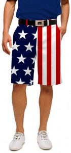 Stars & Stripes StretchTech Men's Short