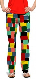 Technicolor Dream Women's Capri/Pant MTO