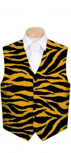 Tiger Men's Vest MTO