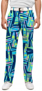 Tiki Bar Blue Men's Pant MTO