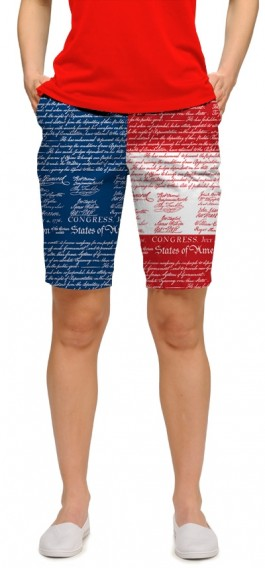 Declaration of Indepants StretchTech Women's Bermuda Short MTO