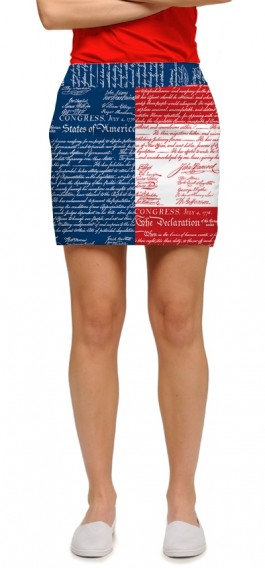 Declaration of Indepants StretchTech Women's Skort/Skirt MTO