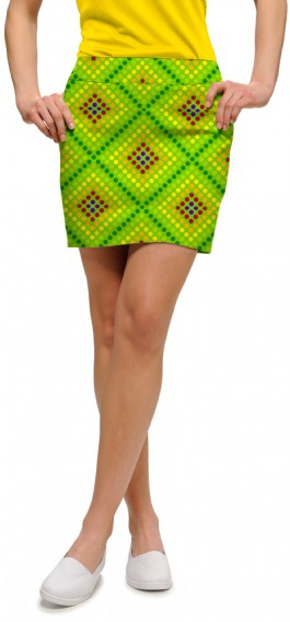 Dot Matrix Women's Skort/Skirt MTO