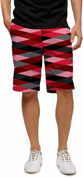 Fore Shades of Red Men's Short MTO