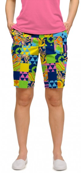 LM Greatest Hits Vol 1 Women's Bermuda Short MTO