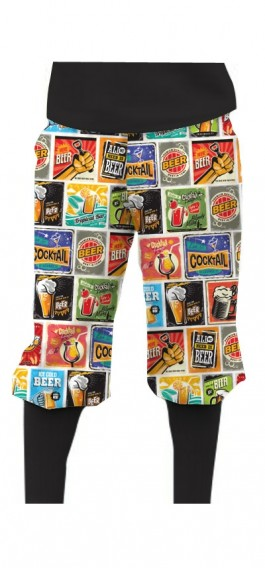 Loudmouth Soup StretchTech Knickerbockers MTO