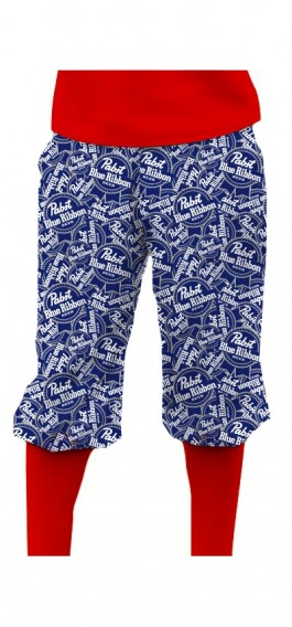 PBR Blue Ribbons Knickerbockers MTO