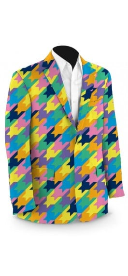 Peaches & Cream StretchTech Men's Sport Coat MTO