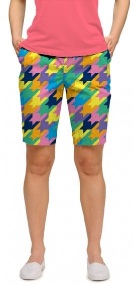 Peaches & Cream StretchTech Women's Bermuda Short MTO