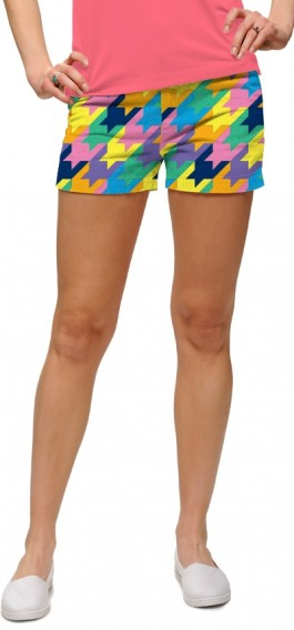 Peaches & Cream StretchTech Women's Mini Short MTO