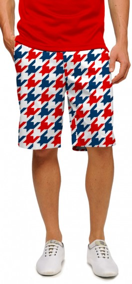 Red & Blue Tooth Men's Short MTO