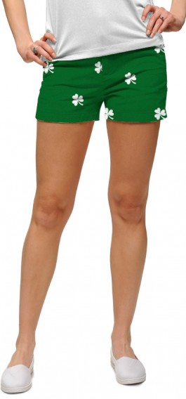 Shamrocks StretchTech Women's Mini Short MTO