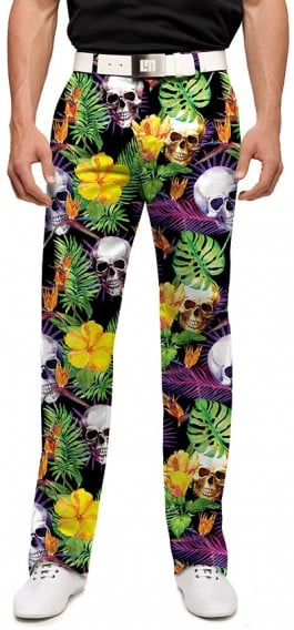 Skull Grotto StretchTech Men's Pant MTO