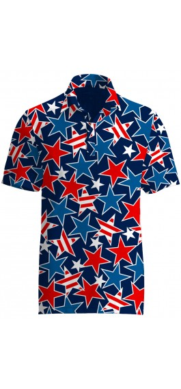 Fancy Star Studded Shirt