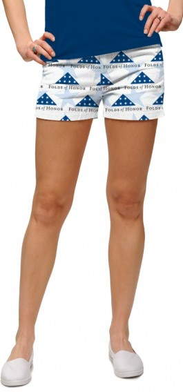Stars of Honor StretchTech Women's Mini Short