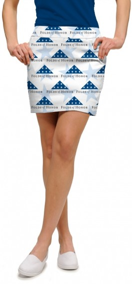 Stars of Honor StretchTech Women's Skort