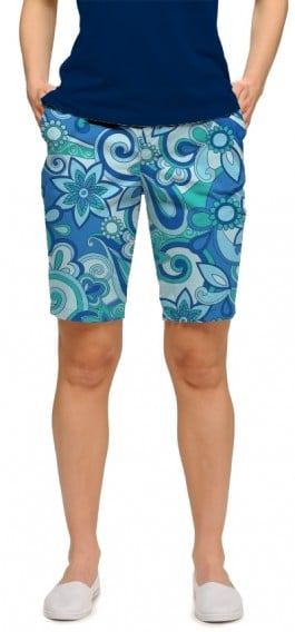 Summer of Love StretchTech Women's Bermuda Short MTO