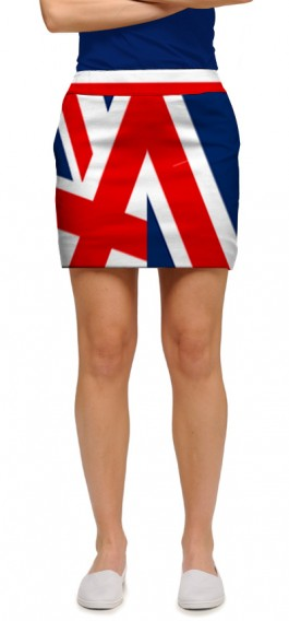 Union Jack Women's Skort/Skirt MTO