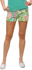 Baffing Spoon StretchTech Women's Mini Short MTO