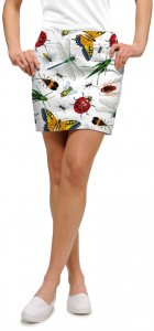 Big Bugs StretchTech Women's Skort
