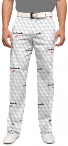 Big Golf Ball StretchTech Men's Pant MTO